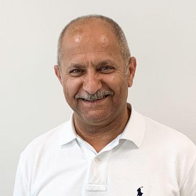 Dr. M Al-Jarmozi